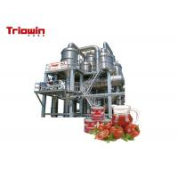 Buy cheap 2000kg Tomato Ketchup Production Line / Tomato Catchup Making Machine High Power from wholesalers