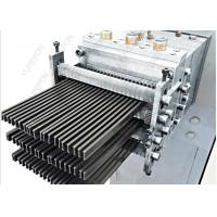 Buy cheap PA66GF25 PVC Profile Extrusion Line , Polyamide Nylon Strips Extruder For Thermal Barrier from wholesalers