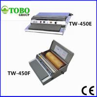 Buy cheap Small business tray cling film packing machine TW-450 Series from wholesalers