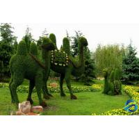 Buy cheap Watertight Plastic Artificial Topiary Trees Handmade Technics Easy Cleaning from wholesalers