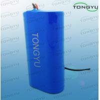 Buy cheap Safety Rechargeable Lithium Battery 14.8V 10000mAh For Runway Lights from wholesalers