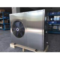 Buy cheap Dual system Controller Air Source Heat Pumps with Freestanding Mounting Type from wholesalers