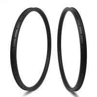 Buy cheap AM Riding Carbon Mountain Bike Rims 29 UD Matte 35mm Width 27mm Depth from wholesalers