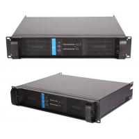 Buy cheap 2200 Watts Dual Mono Switching Power Amplifier 4 Ohms Light Weight Low THD from wholesalers