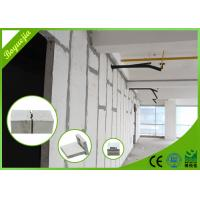 Buy cheap Heat Preservation Partition Wall Panels Waterproof Fireproof 50 mm - 200 mm Thick from wholesalers