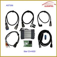 Buy cheap MB Star Compact 3 / C3 Mercedes Car Diagnostic Tool / Scan Tools  with DAS HDD Software from wholesalers