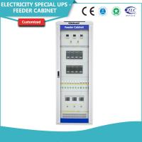 Buy cheap Single Phase UPS Electrical System Intelligent Detection And Monitoring With Static Switch from wholesalers
