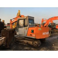 Buy cheap HITACHI EX60-1 USED EXCAVATOR FOR SALE IN CHINA (ORIGINAL JAPAN ) year -2008 from wholesalers