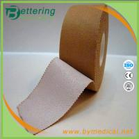 Buy cheap Skin colour Rigid sports strapping tape rayon sports tape strong adhesive athletic tape from wholesalers