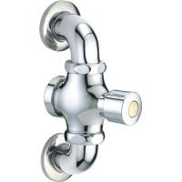 Buy cheap Double In Wall Toilet Flush Valve Matching With G1 Or G3/4 Inlet For Squat Pan from wholesalers