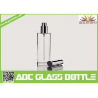 Buy cheap Factory Wholesale 100ml Empty Perfume Glass Bottle With Aluminum Cap,Free product