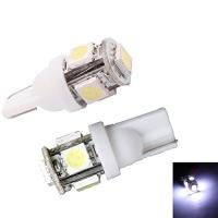 Buy cheap Car Led Lights T10 5SMD5050 Car Side Light Wedge Tail Lamp Bulb from wholesalers