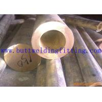China cu-ni 90/10 C70600 seamless copper nickel alloy tube, copper tube copper Nickle Tube on sale
