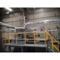 200kgs / Hour Rotary Molded Pulp Packaging Machinery For Making Shoes Inserts