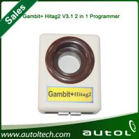 Buy cheap Gambit+ Hitag2 V3.1 2 in 1 Programmer from wholesalers