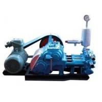 Buy cheap Lubricate Drill Bits Drilling Mud Pump single-cating 3 cylinders piston pump from wholesalers