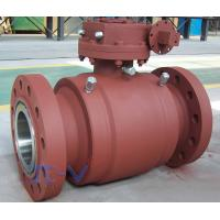 Buy cheap API fully weled ball valves from wholesalers