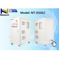 Buy cheap 5 - 40 Liter Industry Oxygen Concentrator With Oil Free Air Compressor from wholesalers