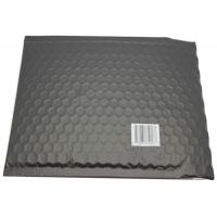 Buy cheap Heat Seal Matte Metallic Bubble Mailers 4X8 #000 Moisture Resistant For Packaging from wholesalers