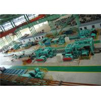 Buy cheap Economic Steel Slitting Machine 2 Complete Slitting Heads Straight Edged Recoiling from wholesalers