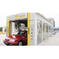 Quality TEPO-AUTO Standard Tunnel Car Wash System for sale