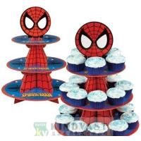 Buy cheap Cardboard Cupcake Stands for Boys from wholesalers