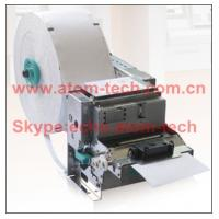Buy cheap New Original ATM part Wincor Nixdorf ATM machine parts 1750189334 Wincor Receipt Printer TP13 BK-T080II 01750189334 from wholesalers