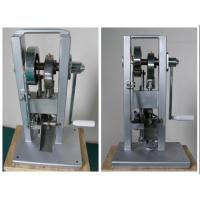Buy cheap 304 Stainless Steel Rotary Pill Tablet Press Machine 50Kn Pressure Without Motor from wholesalers