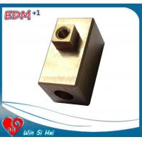 Buy cheap Brass C431 Charmilles EDM Wire Cut Accessories EDM Contact Support 100444750 from wholesalers