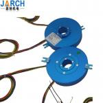 Buy cheap Electrical through hole 25.7mm slipring pancake slip rings from wholesalers