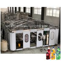 Buy cheap Soft Carbonated Drinks Production Pepsi Making Machine Complete Line CE SGS product