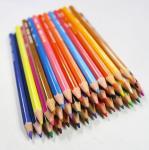 Buy cheap Jumbo Hexagonal Color Pencils,Rainbow Lead Multi Color Pencil from wholesalers