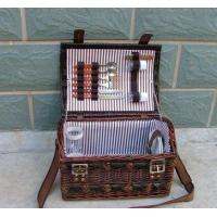 Buy cheap Picnic Basket HD9925, 2 Person Wicker Hamper from wholesalers