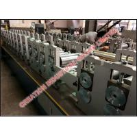 Buy cheap Light Steel Stud And Track Roll Forming Machine for U Runner / U Track , 0.4-1.0 mm thickness from wholesalers