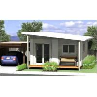 Buy cheap Modern Prefabricated Bungalow Homes , Prefab Modern Homes , Australia Granny flat from wholesalers