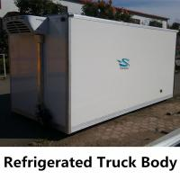 Buy cheap Light Weight Refrigerated Truck Body for Sale from wholesalers