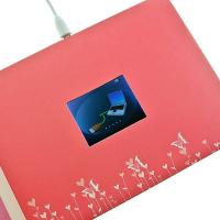 Buy cheap LCD video card, LCD video greeting Card, LCD video promotional card from wholesalers