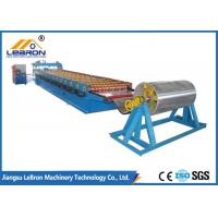 Buy cheap YX - 12 - 65 - 850 new corrugated roof sheet roll forming machine plc system automatic type from wholesalers