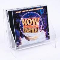 Buy cheap stylish clear acrylic cd holder or acrylic cd rack from wholesalers