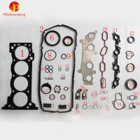 Buy cheap FOR TOYOTA HILUX III Pickup 2.7 2TRFE Metal Overhaul Gasket Engine Rebuilding Kits Full Set Engine Gasket 04111-75802 from wholesalers