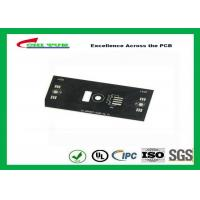 Buy cheap Prototype PCB Aluminum Base Board Single Side 1.6mm Milling PCB Surface  HASL from wholesalers