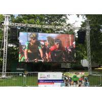 Vivid Image Stage Background Led Display Big Screen P5.95 Energy Saving