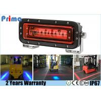 Buy cheap 18 Watt Red / Blue Line Forklift Safety Light Safety Zone For Forklift from wholesalers