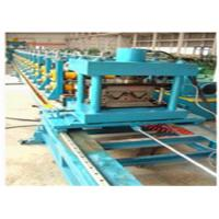 Buy cheap Metal Steel High Speed Guardrail Roll Forming Machine 3-10m/Min from wholesalers
