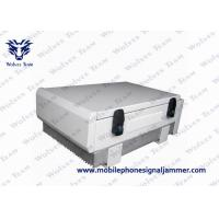 Buy cheap 250W Waterproof High Power Signal Jammer With Omni - Directional Antennas product