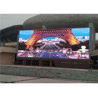 Buy cheap Full Color Outdoor LED Display Board P8 8mm Outdoor LED Display Panels from wholesalers