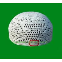 Buy cheap Muslim cotton crochet cap from wholesalers