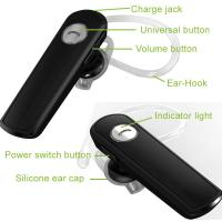 Buy cheap Wireless Ear Hook Mono Bluetooth Headset Chipset IS1632 For Small Ears from wholesalers