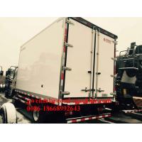 Sea Foods Load Truck