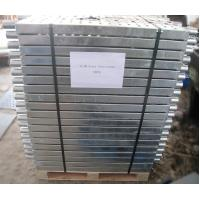 Buy cheap Metal Non Slip Stair Treads Covers , Industrial Steel Plate Stair Treads from wholesalers